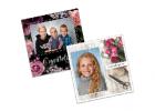 Frendikuvan äitienpäiväkortit koulukuvasta
