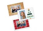 Frendikuvan joulukortit koulukuvasta